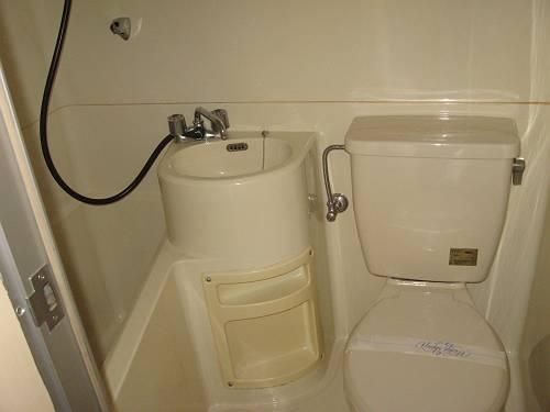 RIN,Sコーポラティヴハウス 203号室の風呂