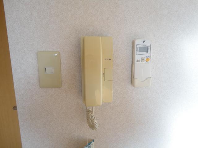 グランドゥール高師浜 311号室のセキュリティ