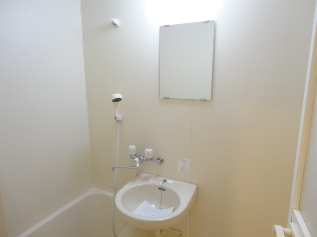 グランドゥール高師浜 311号室の洗面所