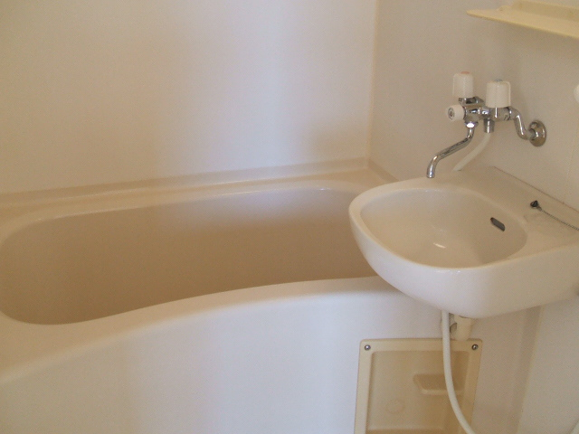 ラフィーネ大宮 Ⅱ番館 555号室の風呂