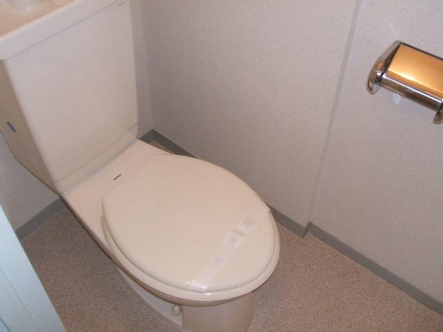 ラフィーネ大宮 Ⅱ番館 555号室のトイレ