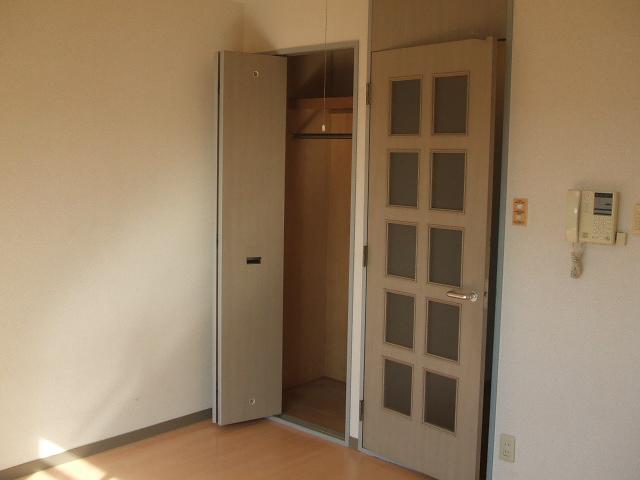 ラフィーネ大宮 Ⅱ番館 555号室の収納