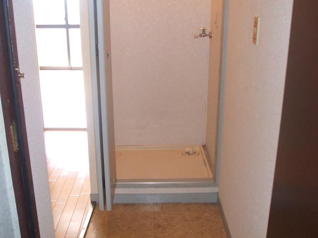 ラフィーネ大宮 Ⅱ番館 555号室の玄関