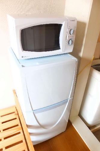 レオパレスFUKUMURAⅡ 101号室の設備