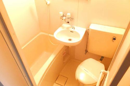 レオパレスFUKUMURAⅡ 101号室の風呂