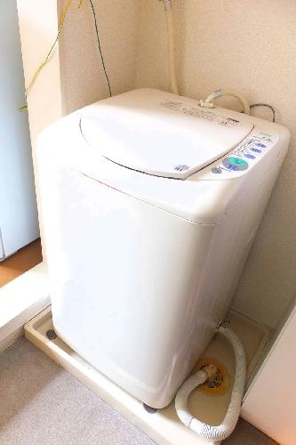 レオパレスFUKUMURAⅡ 101号室の洗面所