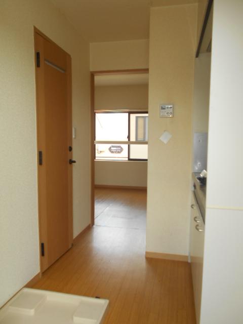 原町田ハウスメント 203号室の玄関