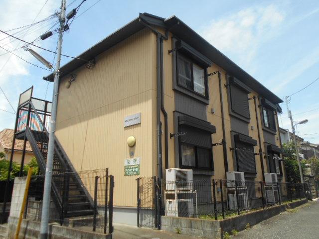 原町田ハウスメント 203号室の外観