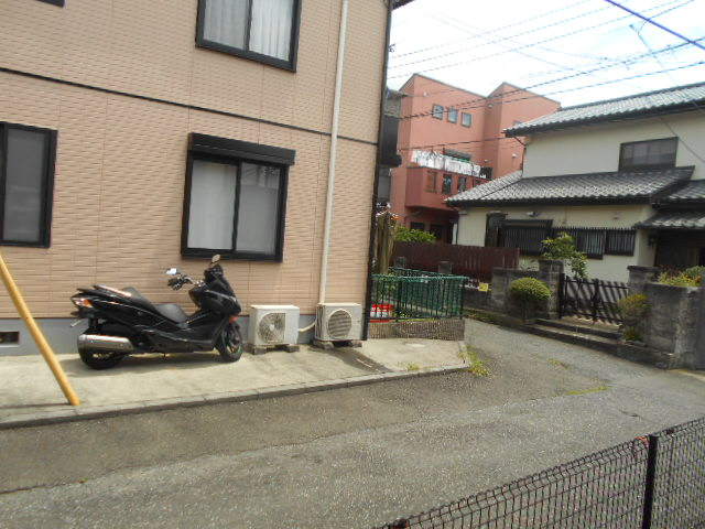原町田ハウスメント 203号室の景色