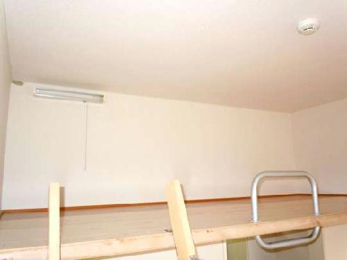 レオパレスFUKUMURAⅢ 203号室のベッドルーム