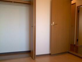 エーデルトノギ 303号室の収納