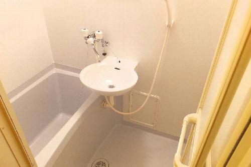 レオパレスプレステージ 101号室の風呂