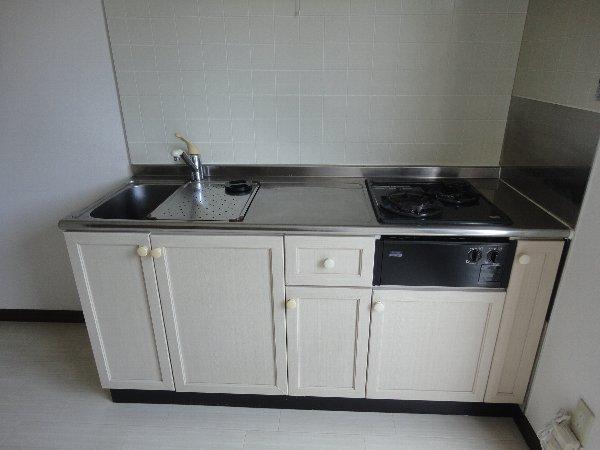 ボナール宮加三 101号室のキッチン