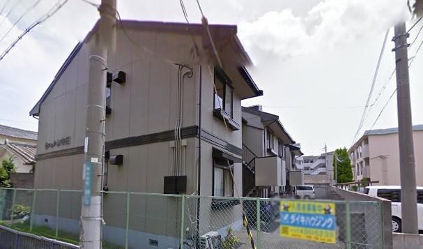 セジュール加守田 102号室の外観