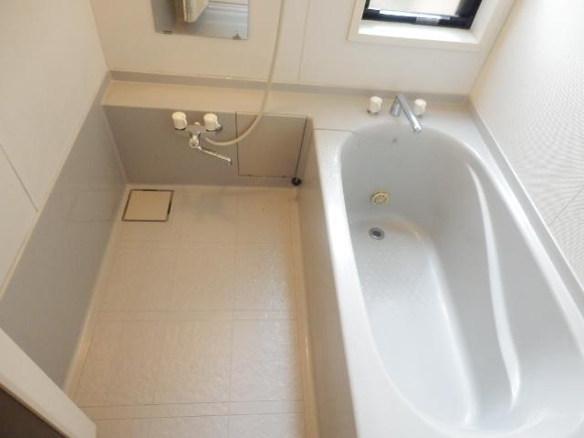 ロイヤルガーデン参番館の風呂