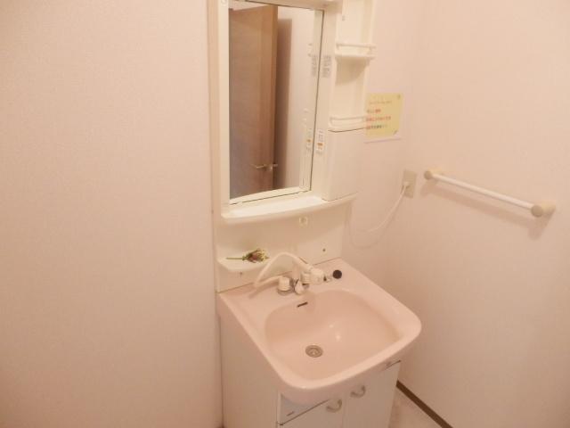 ロイヤルガーデン参番館の洗面所