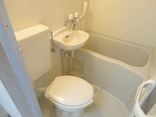レナジア和泉府中 406号室の風呂