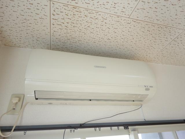ウェルフェアー光明 403号室の設備