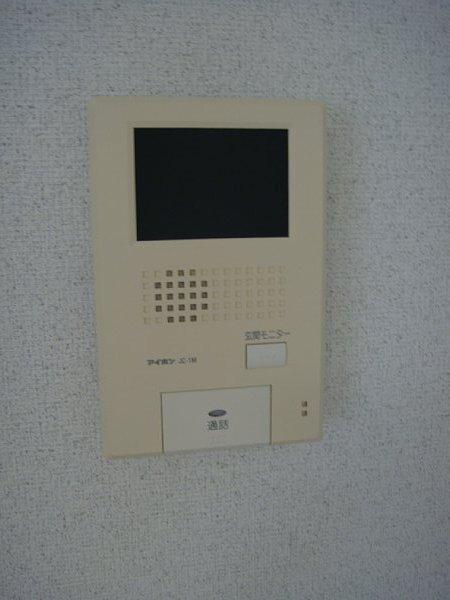 アンプルール リーブル サン・ステージ 103号室のセキュリティ