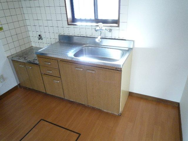 ルナーハイツのキッチン