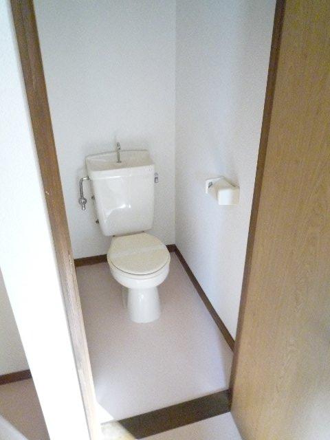 ルナーハイツのトイレ