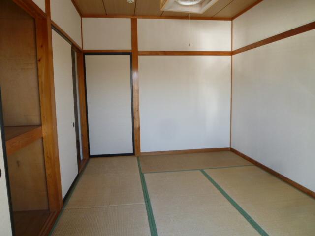 竹ノ下コーポB 3号室のリビング