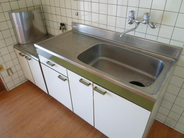 竹ノ下コーポB 3号室のキッチン