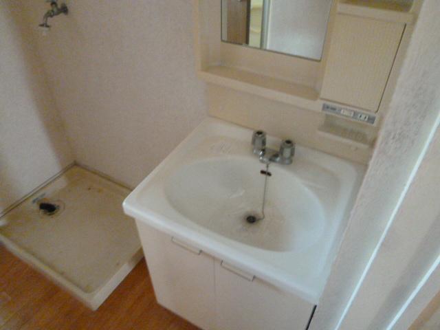 竹ノ下コーポB 3号室の洗面所