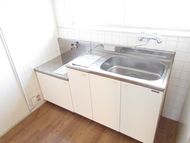 エスポワール西岩田 102号室のキッチン