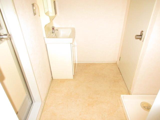 エスポワール西岩田 102号室の洗面所