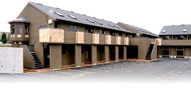 セザンヌ原町 206号室の駐車場