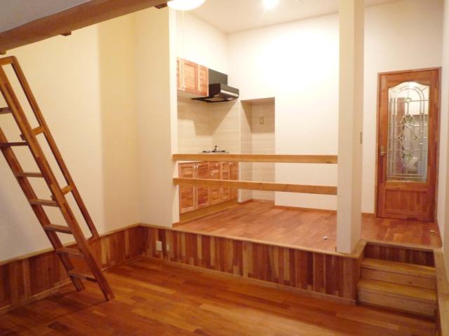 セザンヌ原町 206号室のキッチン