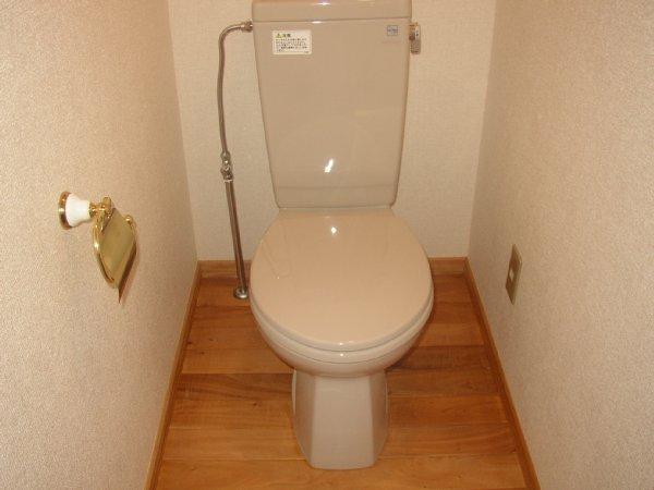 セザンヌ原町 206号室のトイレ