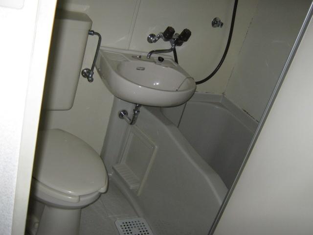 メゾン・ド・アミー 506号室の風呂