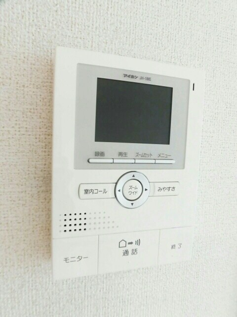 N.T.K柿の木 01040号室のセキュリティ