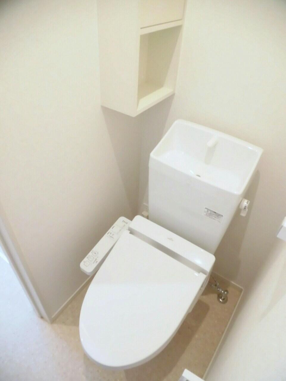 N.T.K柿の木 01040号室のトイレ
