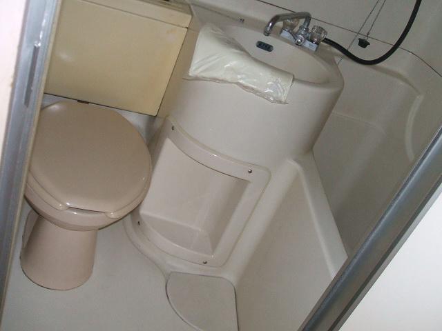 プチハイツ伊東 303号室の風呂