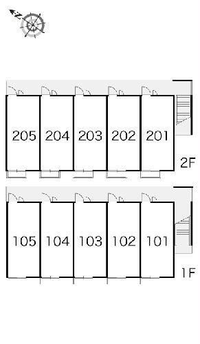 レオパレスリーヴァ 102号室のその他