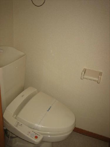 レオパレスヴェルシュ 104号室のトイレ
