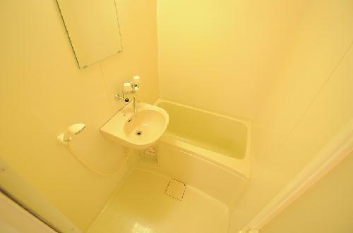 レオパレスウエストⅡ 201号室の風呂