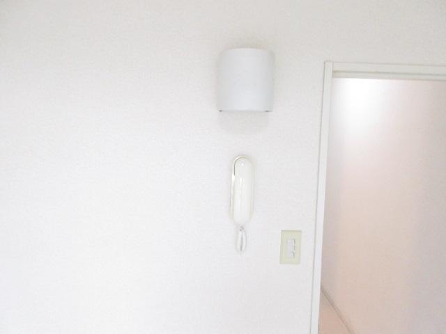 カーサ井原 202号室のセキュリティ