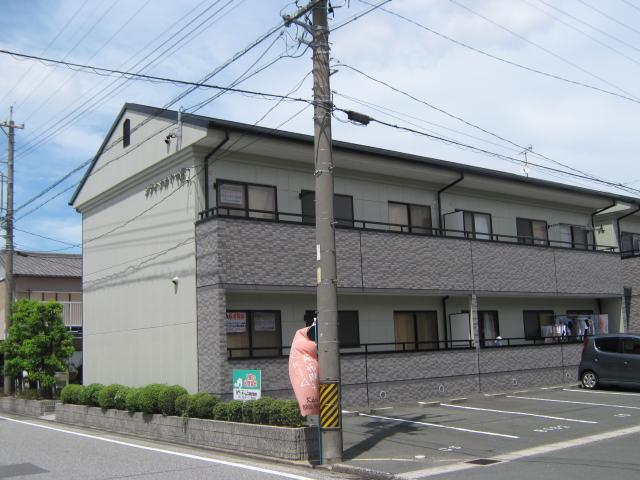 シティ・ナカヤマ A 202号室の外観