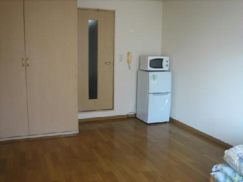 レオパレスSAFURAN 202号室のリビング