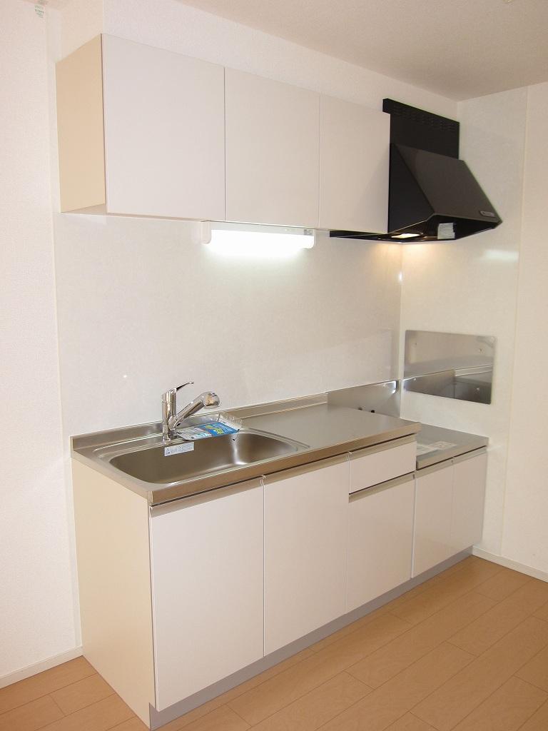 リリー 02020号室のキッチン