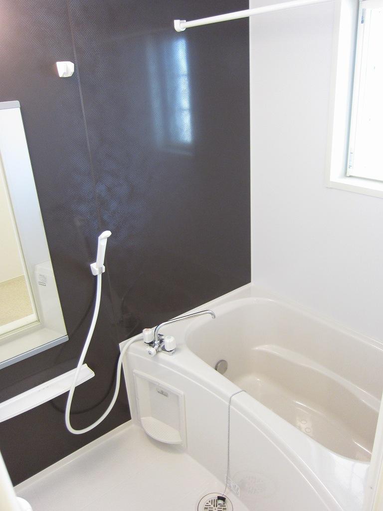 リリー 02020号室の風呂