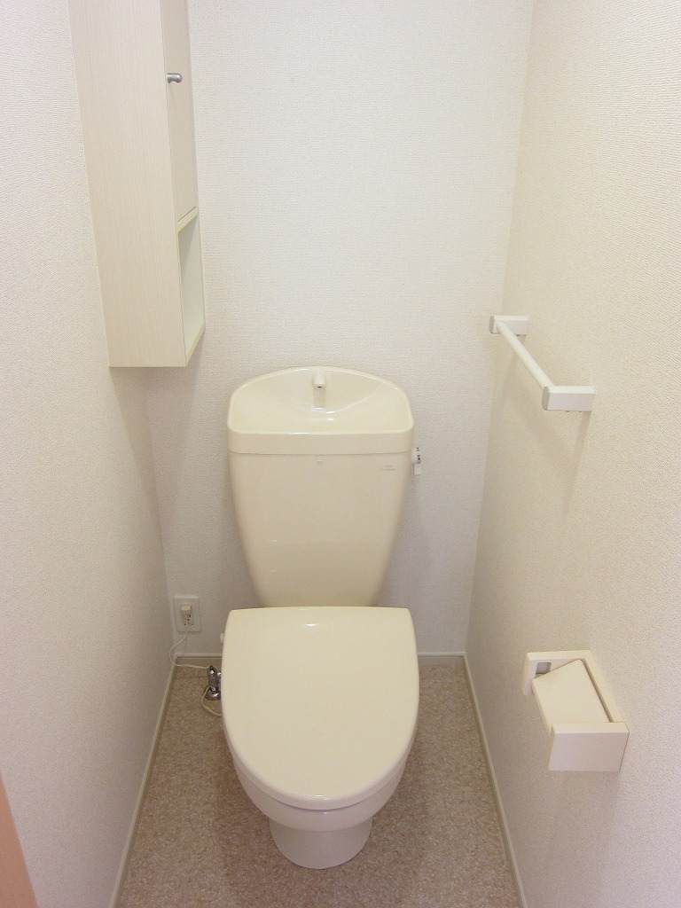 リリー 02020号室のトイレ