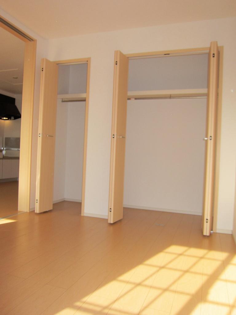 リリー 02020号室の収納