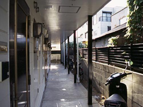 レオパレス豊橋第4 107号室のエントランス