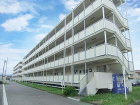 ビレッジハウス津田4号棟外観写真