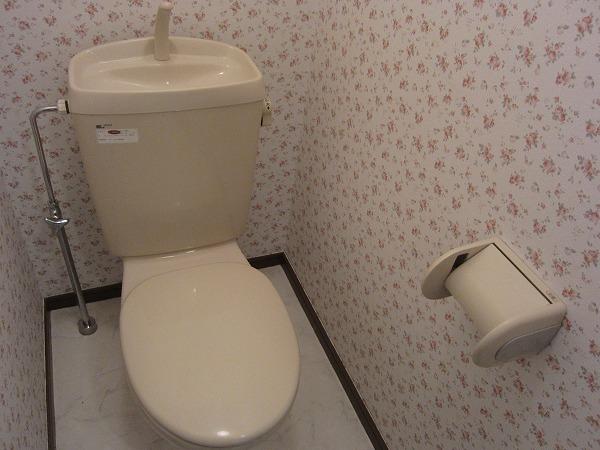 INSPIRATIONS 201号室のトイレ